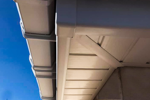 Fascias, soffits, and guttering in Doncaster