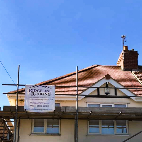 Replaced roof in Doncaster