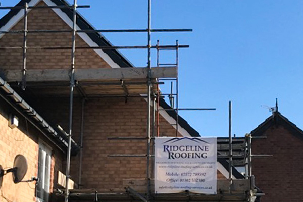 Ridgeline Roofing are expert roofers
