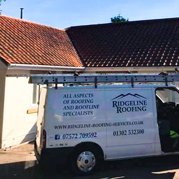 Professional roofing services from Ridgeline Roofing